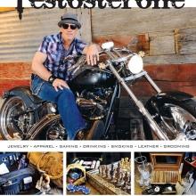 Testosterone for Aspen Magazine